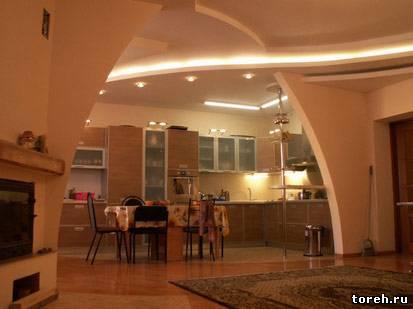 Интерьер кухни интерьер интерьер гостиной