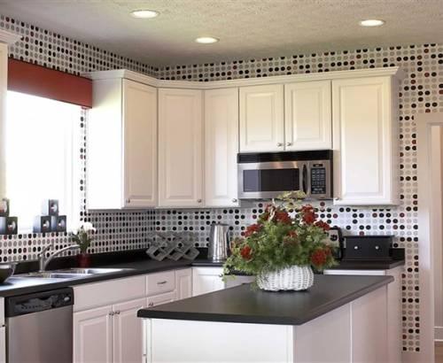 Кухни фото дизайн обои