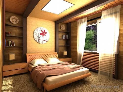 Загородные дома интерьеры комнат