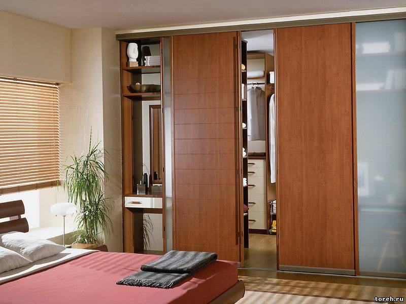 Двери гардеробной дизайн